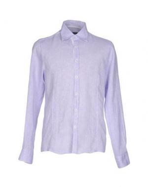 Pубашка SMALTO BY. Цвет: сиреневый