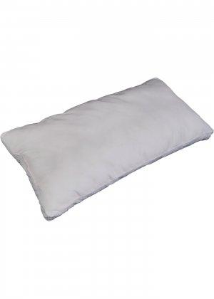 Подушка из микрофибры bonprix. Цвет: белый