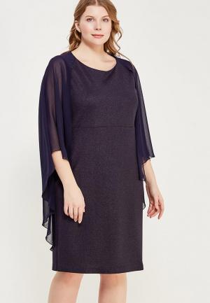 Платье Svesta. Цвет: синий