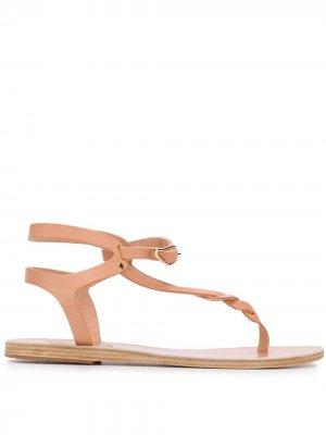 Сандалии Ismene Ancient Greek Sandals. Цвет: нейтральные цвета