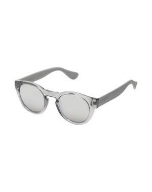 Солнечные очки HAVAIANAS. Цвет: светло-серый
