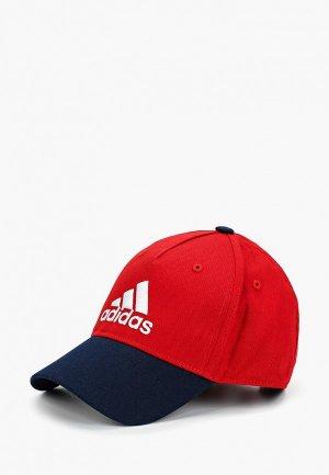 Бейсболка adidas LK GRAPHIC CAP. Цвет: красный