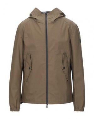 Куртка ADHOC. Цвет: хаки