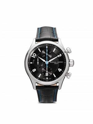 Наручные часы Runabout RHS Chronograph Automatic 42 мм Frédérique Constant. Цвет: серый