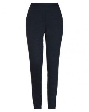 Повседневные брюки GARCIA. Цвет: темно-синий
