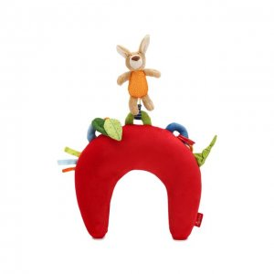 Развивающая игрушка Подушка Sigikid. Цвет: разноцветный