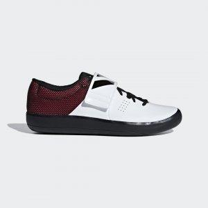 Шиповки для легкой атлетики adizero shotput Performance adidas. Цвет: красный