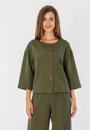 Жакет S&A Style. Цвет: зеленый