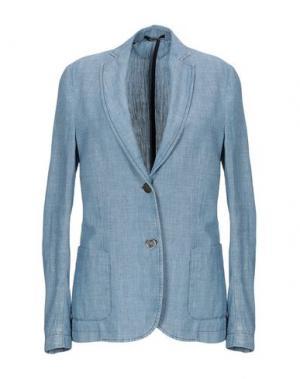 Пиджак MELTIN POT. Цвет: синий