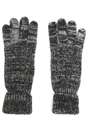 Перчатки Elisabeth. Цвет: черный, меланж