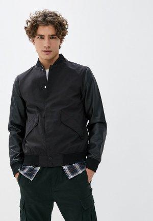 Куртка Springfield. Цвет: серый