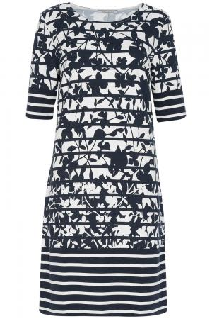 Платье с короткими рукавами Betty Barclay