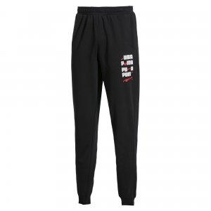 Штаны x ADER Pants PUMA. Цвет: черный
