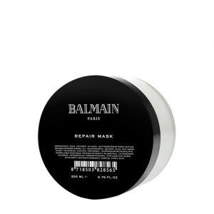 Восстанавливающая увлажняющая маска для волос Balmain Hair Couture. Цвет: бесцветный