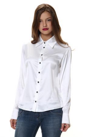 Блузка LeVall. Цвет: белый