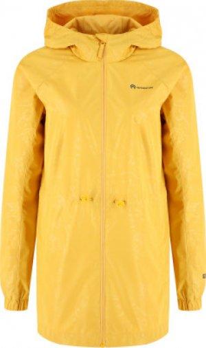 Ветровка женская , размер 50-52 Outventure. Цвет: желтый