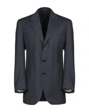 Пиджак JASPER REED. Цвет: грифельно-синий