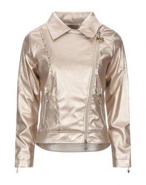 Куртка EAN 13. Цвет: золотистый