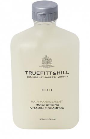 Шампунь питательныйн с витамином Е Truefitt&Hill. Цвет: бесцветный