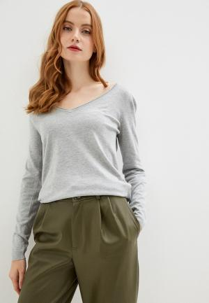Пуловер Naf. Цвет: серый