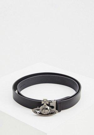 Ремень Vivienne Westwood. Цвет: черный