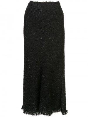 Твидовая юбка Alexander Wang