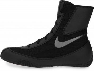 Боксерки мужские Machomai, размер 42 Nike. Цвет: черный