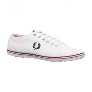 Кеды KINGSTON TWILL Fred Perry. Цвет: зеленый