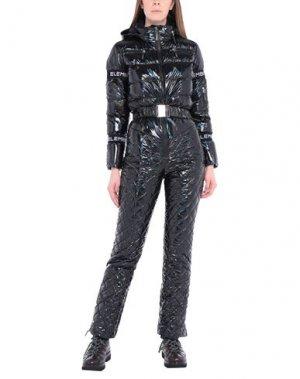 Лыжная одежда ELEMENT. Цвет: черный