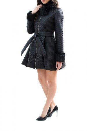 Jacket RADEKS. Цвет: black
