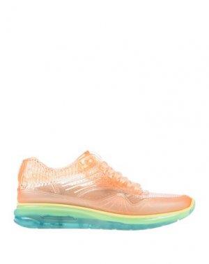 Низкие кеды и кроссовки AIRDP by ISHU+. Цвет: оранжевый