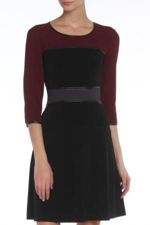 Платье Elisa Landri. Цвет: черный