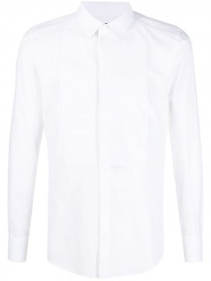 Panelled shirt Dolce & Gabbana. Цвет: белый