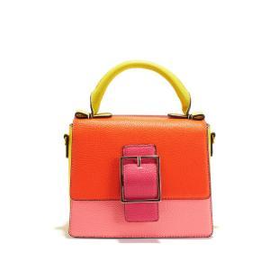 Сумка-портфель разноцветная LA REDOUTE COLLECTIONS. Цвет: разноцветный