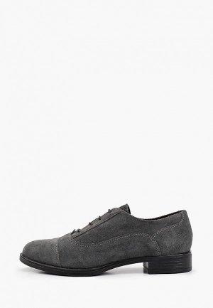 Ботинки Argo. Цвет: серый