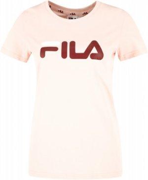 Футболка женская , размер 46 FILA. Цвет: розовый