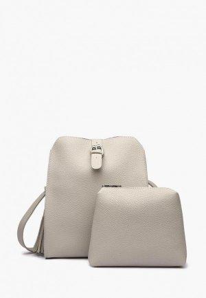 Комплект DDA. Цвет: серый