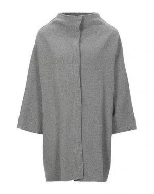 Пальто MAMA B.. Цвет: серый