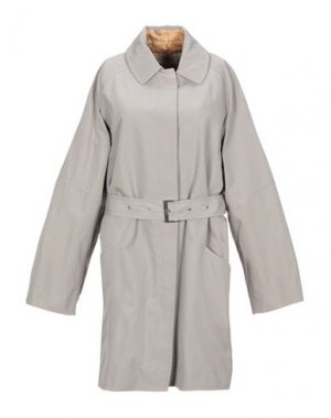 Легкое пальто ALVIERO MARTINI 1a CLASSE. Цвет: светло-серый
