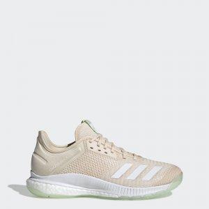 Кроссовки для волейбола Crazyflight X 3 Performance adidas. Цвет: белый