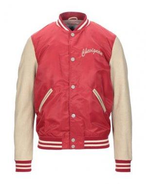 Куртка CHEVIGNON. Цвет: красный