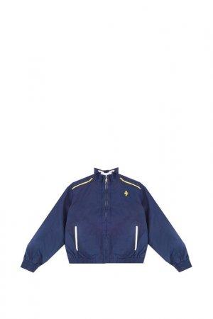Куртка Ferrari. Цвет: синий