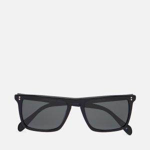 Солнцезащитные очки Bernardo Polarized Oliver Peoples. Цвет: чёрный