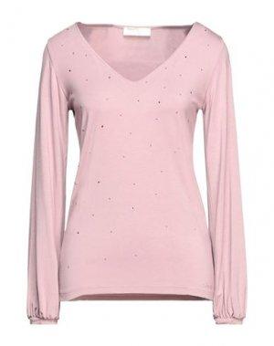 Футболка EAN 13. Цвет: пастельно-розовый