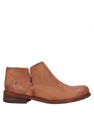 Ботинки FELMINI. Цвет: коричневый