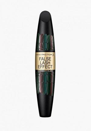 Тушь для ресниц Max Factor С Эффектом Накладных False Lash Effect Full Lashes Natural Look Mascara. Цвет: черный