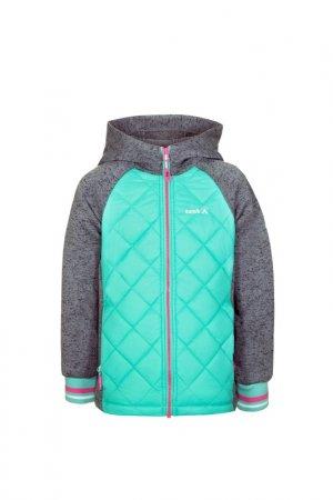 Куртка KAMIK. Цвет: lt aqua green