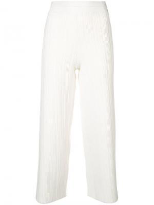 Трикотажные брюки Yigal Azrouel