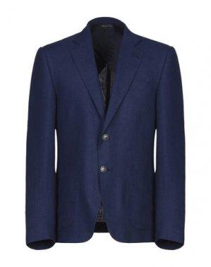 Пиджак EREDI DEL DUCA. Цвет: синий