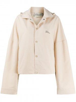 Водонепроницаемая куртка NFPM Drôle De Monsieur. Цвет: нейтральные цвета